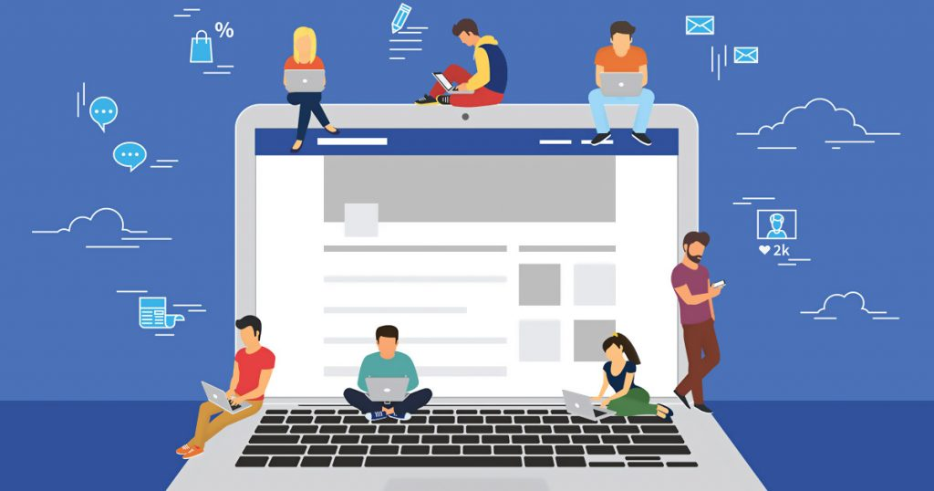 Facebook marketing - advertising channel of today